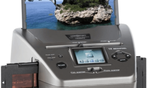 Comment fonctionne un scanner diapositive ?