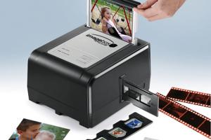 Où acheter un scanner diapositive?