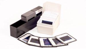 Quel matériel pour scanner une diapositive?